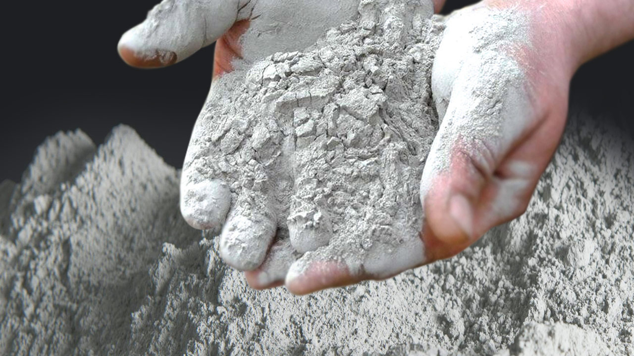 Pozolana cement